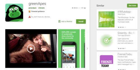 App4Italy. La recensione del giorno, GreenApes.com