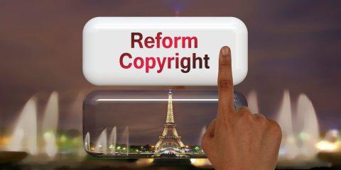 Copyright, la Francia è la prima ad adottare la direttiva Ue