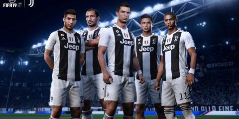 PES strappa i diritti della Juventus a FIFA