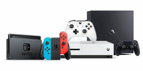 Microsoft, Sony e Nintendo cercano alternative alla produzione in Cina