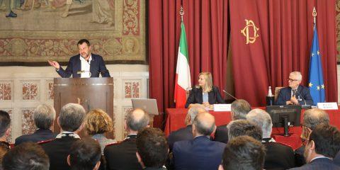 """Persone scomparse, Salvini: """"Onore al merito a Chi l'ha visto"""""""