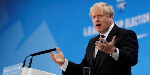 5G, a Boris Johnson (da domani premier Uk) la decisione su Huawei