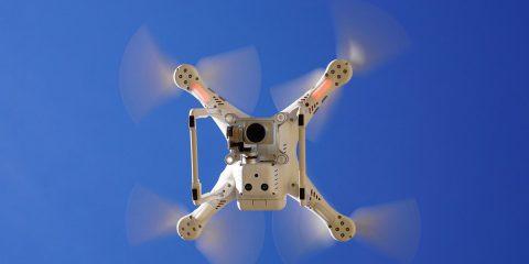 5G, a Matera sperimentazione con il drone