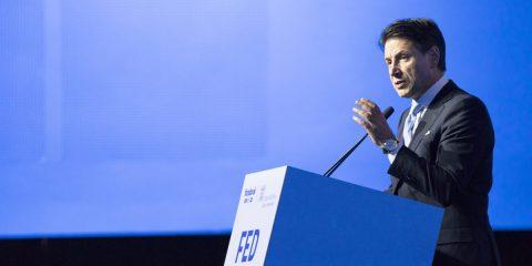 La rivoluzione digitale secondo il premier Giuseppe Conte: 'Un'Italia innovativa e smart la priorità'