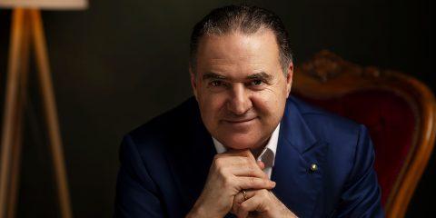 Luca Tomassini (Vetrya) nominato Grande Ufficiale della Repubblica Italiana