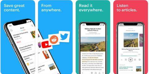 App4Italy. La recensione del giorno, Pocket