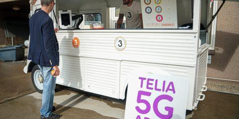 5G, in Finlandia si può pagare il gelato grazie al riconoscimento facciale