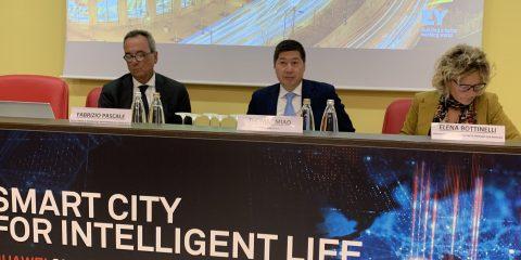 Smart city, accordo tra Huawei e Ospedale San Raffaele per lo sviluppo di soluzioni smart healthcare