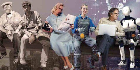 Studio Ue sulla trasformazione del mondo del lavoro, il 40% degli occupati senza competenze digitali