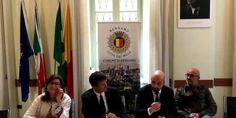 Open Fiber arriva a Bergamo, 20 milioni di euro per cablare la città