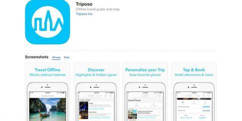 App4Italy. La recensione del giorno, Triposo