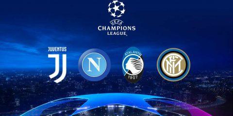 Tivùsat: ecco le partite delle squadre italiane in chiaro e in HD su Canale 5