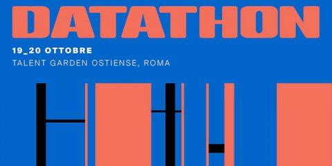 Migliorare il Sinfi. Datathon a Roma, 19-20 ottobre maratona digitale
