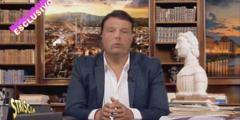 Deep fake di Renzi (ma anche di Salvini) a Striscia, chiesto l'intervento dell'Agcom