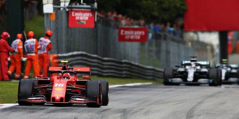 Formula 1, ascolti record su Sky per il Gran Premio d'Italia 2019
