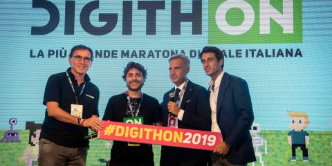 DigithON 2019, i vincitori della 4° edizione della maratona digitale