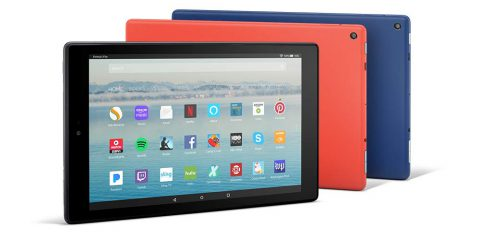 Amazon, nuovo tablet Fire HD 10 e prodotti Kids Edition in arrivo