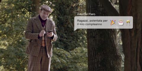 Sky Sport, gli eventi in onda in autunno (Il promo con Del Piero)