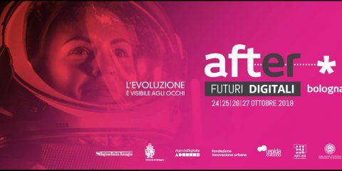 After Futuri Digitali, terza edizione a Bologna dal 24 al 27 ottobre