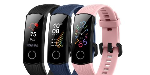 Honor Band 5: smart band low cost complete a meno di 30 euro