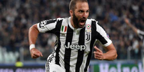 Juventus – Lione, stasera su tivùsat la Champions in HD. Domani tocca a Napoli – Barcellona