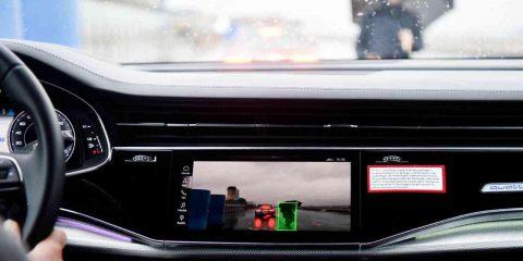 Mobilità 5G a Torino, in pista le auto full connected con i nuovi sistemi di guida assistita Adas