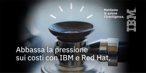 IBM e Red Hat: accelera la trasformazione digitale riducendo i costi nel Settore Sanitario