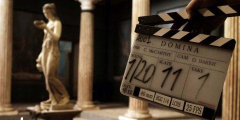 """Sky annuncia la nuova serie originale """"Domina"""", partite le riprese a Roma"""