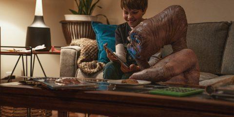 Sky riporta E.T. sulla terra per Natale dopo 37 anni