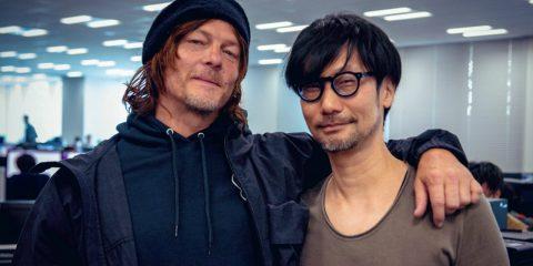 Hideo Kojima si dedicherà a progetti cinematografici