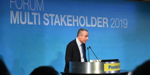 Del Fante (Poste Italiane): 'Condividere i valori di responsabilità sociale con gli stakeholder unica via per la sostenibilità'