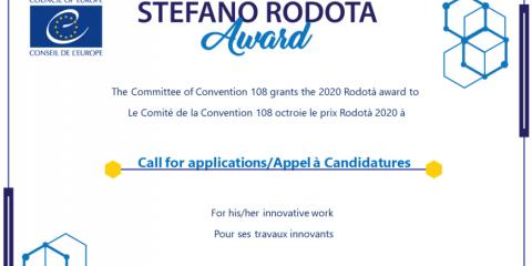 Aperte le candidature alla 2°edizione del Premio alla memoria di Stefano Rodotà