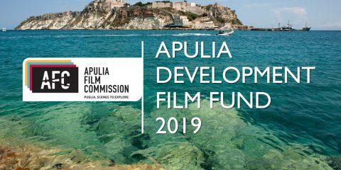Apulia development Film Found 2019, al via le domande per i finanziamenti