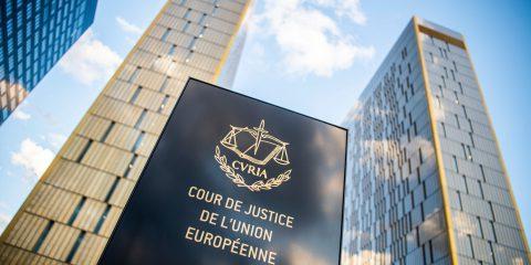 La protezione dei dati personali nei rinvii pregiudiziali alla Corte di Giustizia