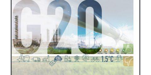 """Paesi G20, green economy al palo: """"CO2 in aumento e mix energetico sbilanciato sui fossili"""""""