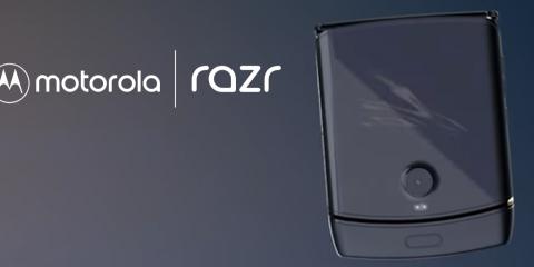 Torna il Motorola Razr: display pieghevole da oltre 6 pollici e design iconico