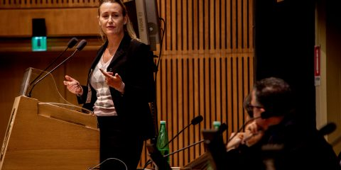 5G Italy 2019, l'intervento di Deborah Bergamini (Camera dei Deputati)