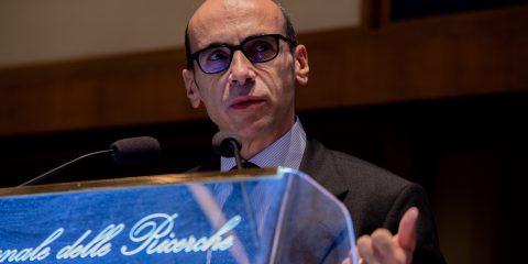 5G Italy 2019, l'intervento di Giuseppe Busia