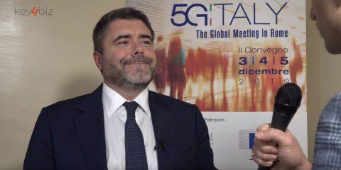 5G Italy 2019, l'intervento di Stefano Bordi (Leonardo)