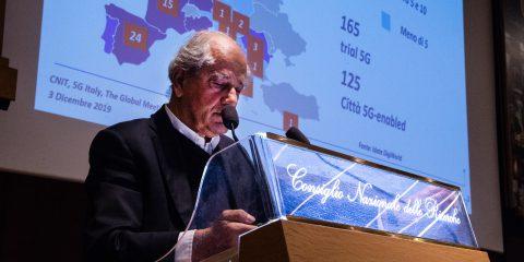 5G Italy 2019, l'intervento di Giancarlo Capitani (NetConsulting Cube)
