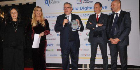 Aidr, ecco i premi 'Digital News' a giornalisti e comunicatori