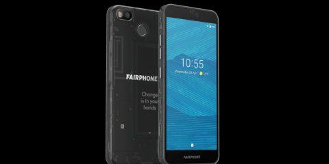 Vodafone e Fairphone lanciano lo smartphone etico e sostenibile