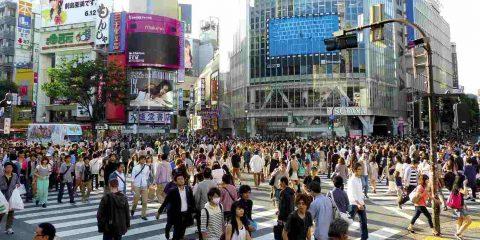 Banca del Giappone, allo studio il crypto yen per il 2020