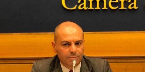 Nomina di Cavaliere della Repubblica per Mauro Nicastri (Aidr)