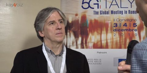 5G Italy 2019, l'intervento di Alessandro Polichetti (ISS)