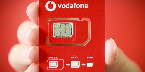 """Vodafone """"green"""", stop alla plastica dal 2020 e riduzione sim del 50%"""