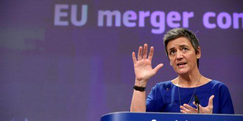 OTT, Vestager: 'Dividere i GAFA? No, meglio imporre nuove regole e obblighi'