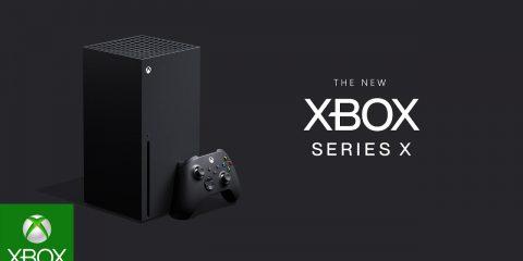 Microsoft ha presentato ufficialmente Xbox Series X