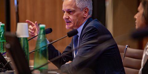 5G Italy 2019, l'intervento di Domenico D'Amico (Polizia di Stato)