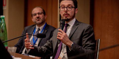 5G Italy 2019, l'intervento di Andrea Munari (DLR)